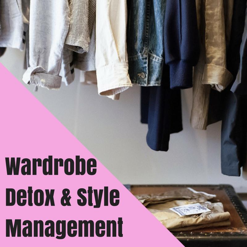 Wardrobe Detox and Style Management