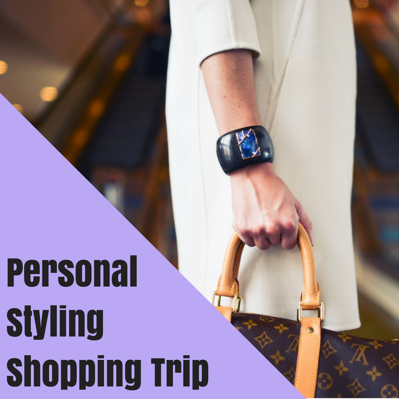 Personal Styling Shopping Trip