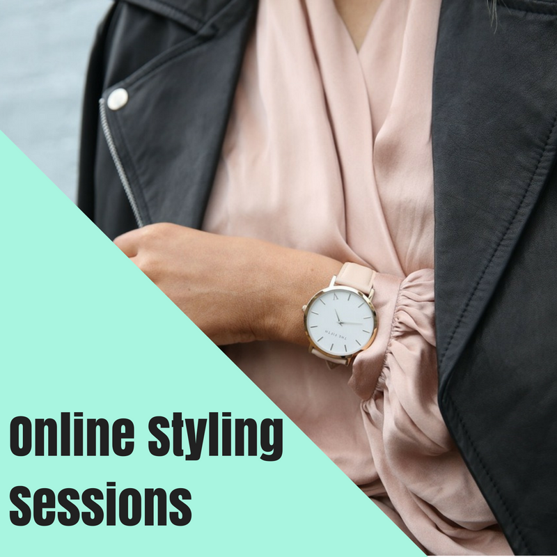 Online Styling Sessions